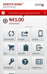 zenith bank online banking